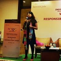 Speaker at Paryatan Parv, Mumbai